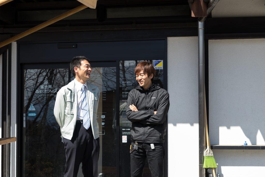 移住定住施策は最前線、でも普通の暮らしがベースの田舎まち。二拠点の新しい働き方を提唱する、長野県・富士見町の森のオフィスのいま